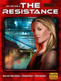 The Resistance 2nd Edition by Indie Boards & Cards