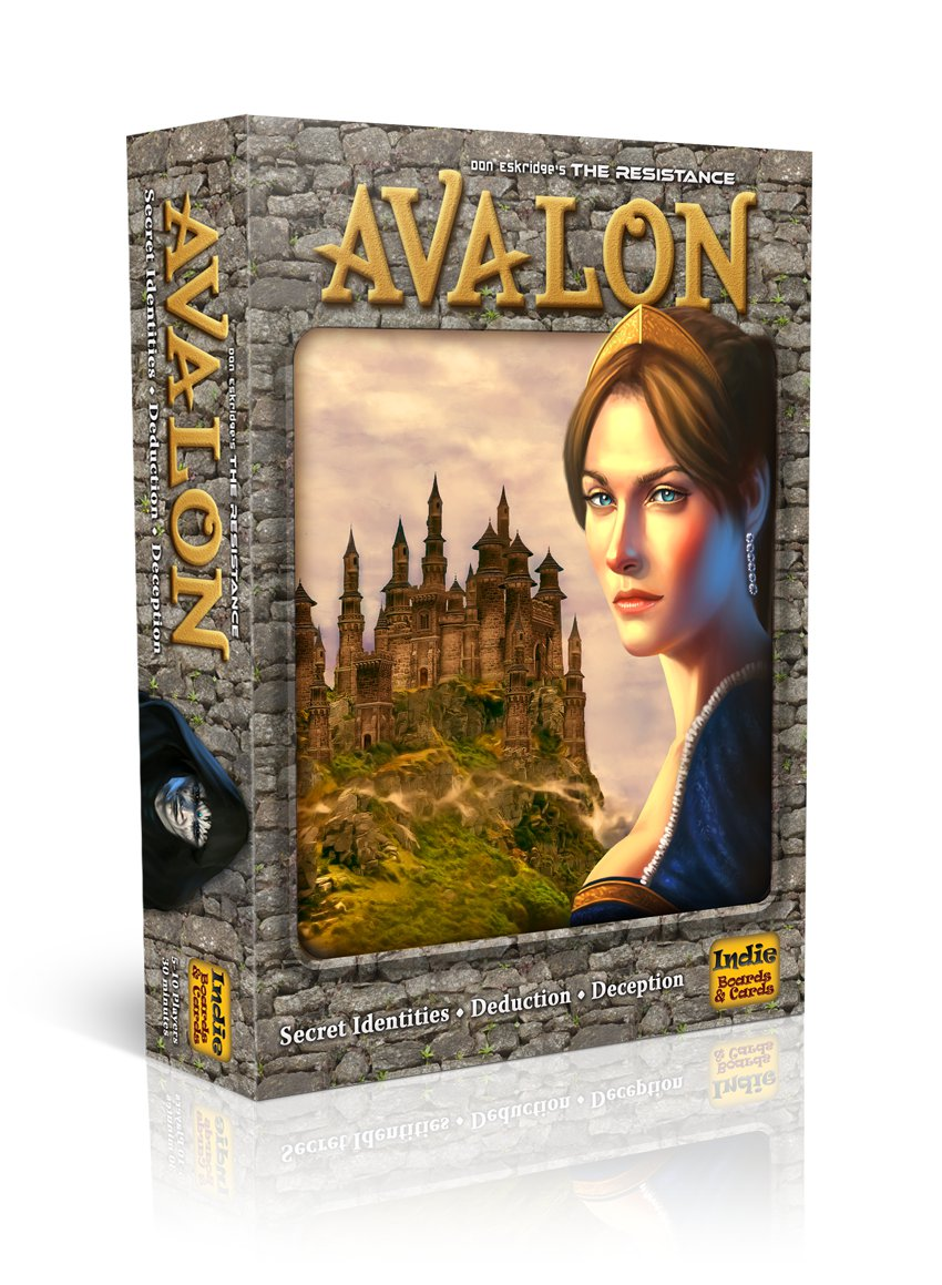 The Resistance: Avalon by Indie Boards & Cards