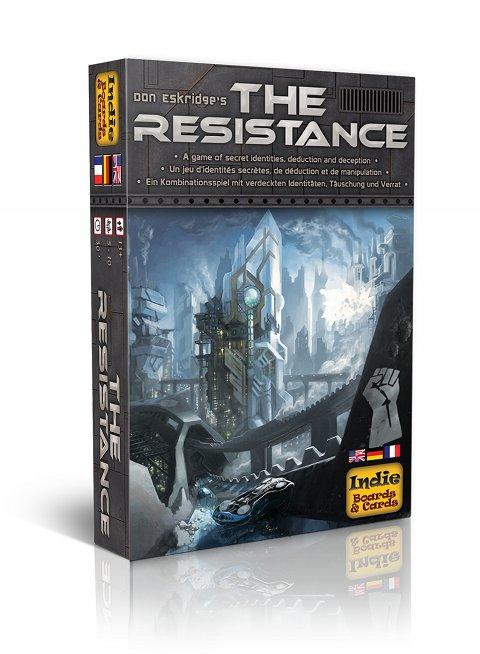 The Resistance by Indie Boards