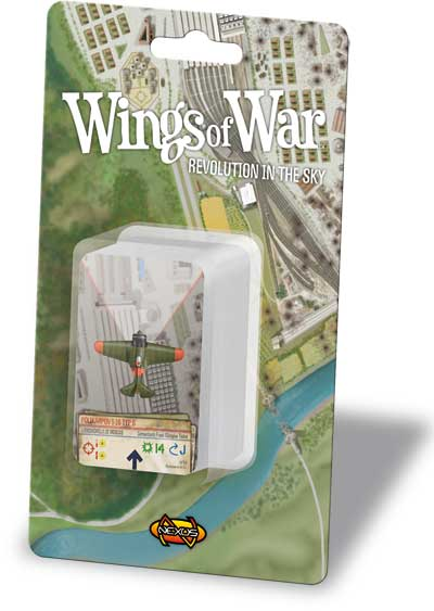 Wings Of War: Revolution In The Sky Squadron Pack by Fantasy Flight Games