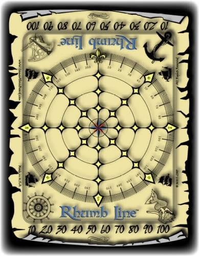Rhumb Line by Games Above Board