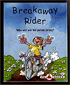 Breakaway Rider Card Game by Publisher Services, Inc.