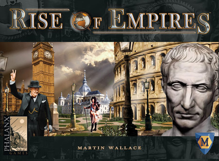 Rise of Empires by Mayfair Games