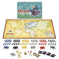 Risk by Hasbro / Parker Brothers