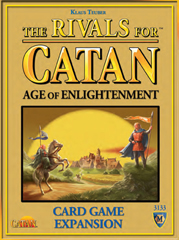 Rivals for Catan - Age of Enlightenment Expansion by Mayfair Games
