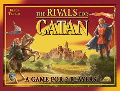 The Rivals For Catan by Mayfair Games
