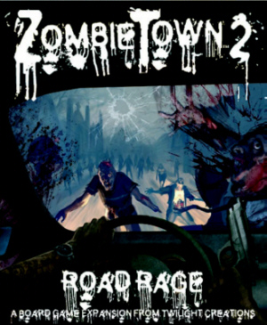 Zombie Town 2: Road Rage by Twilight Creations, Inc.