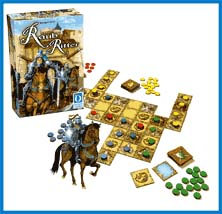 Robber Knights by Rio Grande Games