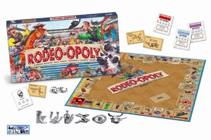 Rodeo-Opoly by Late For the Sky Production Co., Inc.