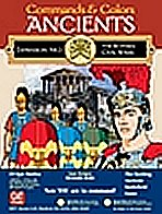 Commands and Colors Ancients Expansion 3 : The Roman Civil Wars by GMT Games