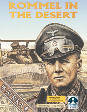 Rommel in the Desert by Columbia Games