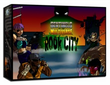 Sentinels of the Multiverse: Rook City by Greater Than Games