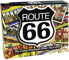 ROUTE 66 : The Great American Road Trip Game by Endless Games