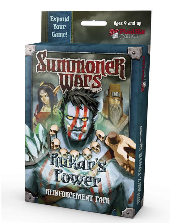 Summoner Wars: Rukar's Power Reinforcement Pack by Plaid Hat Games