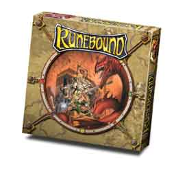 Runebound Board Game (2nd Edition) by Fantasy Flight Games