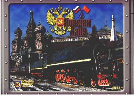 Russian Rails by Mayfair Games