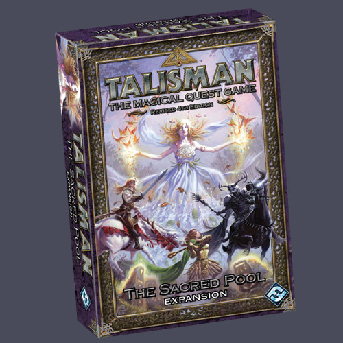 Talisman: The Sacred Pool Expansion by Fantasy Flight Games