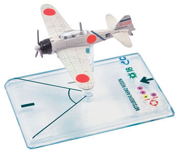 Wings Of War II: Mitsubishi A6M2 Reisen (Sakai) by Fantasy Flight Games