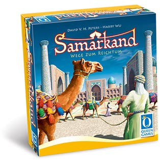 Samarkand by Queen Games