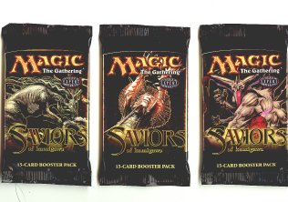 Magic The Gathering: Saviors Of Kamigawa Booster Pack by Wizards of the Coast