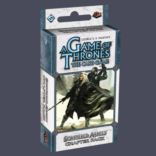 A Game of Thrones LCG: Scattered Armies Chapter Pack by Fantasy Flight Games
