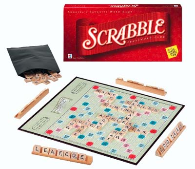 Scrabble by Hasbro