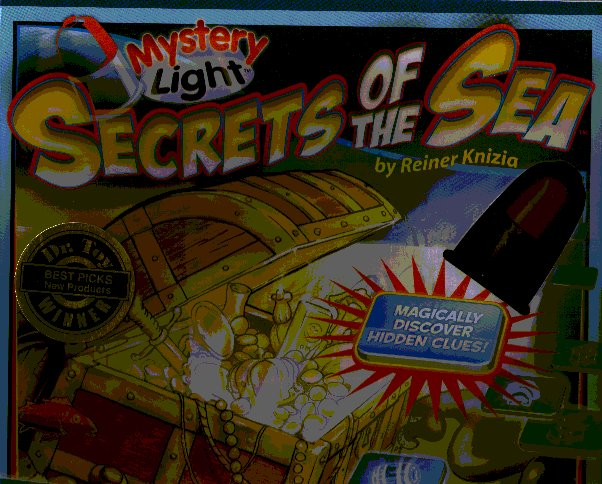Secrets of the Sea by Playroom Entertainment