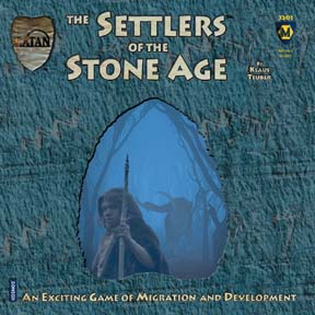 Settlers of the Stoneage by Mayfair Games