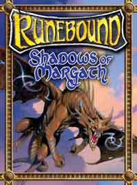 Runebound Expansion I: Shadows Of Margath (for Runebound 1st Edition) by Fantasy Flight Games