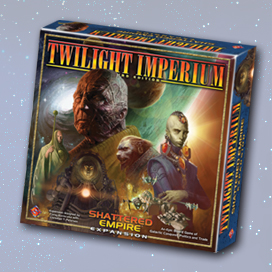 Twilight Imperium: Shattered Empire by Fantasy Flight Games