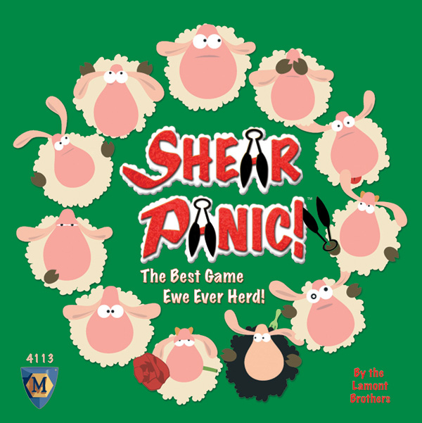 Shear Panic by Mayfair Games