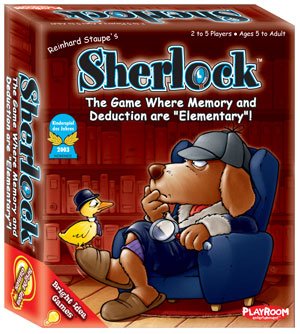Sherlock by Playroom Entertainment