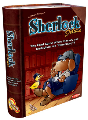 Sherlock Deluxe by Playroom Entertainment