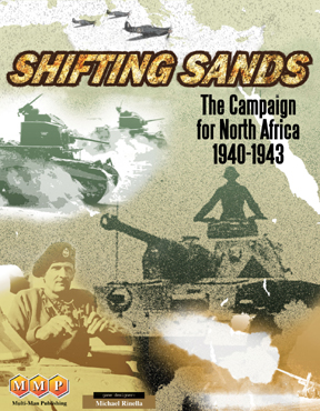Shifting Sands by Multi-Man Publishing (MMP)