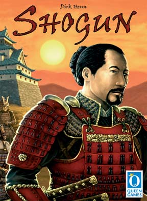 Shogun by Rio Grande Games