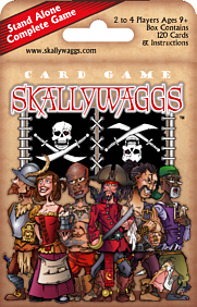 Skallywaggs by Bent Castle Workshops