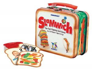 Slamwich Deluxe Tin (10th Anniversary Collector's Edition!) by Gamewright