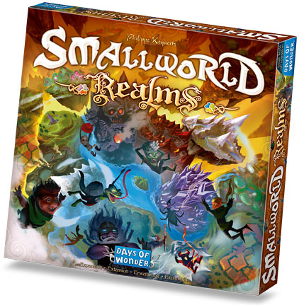 Small World Realms by Days of Wonder, Inc.