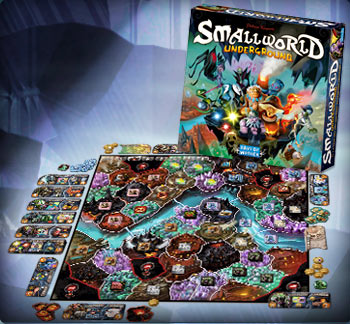 Small World Underground by Days of Wonder, Inc.