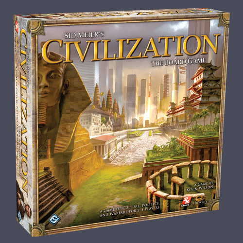 Civilization: The Board Game by Fantasy Flight Games