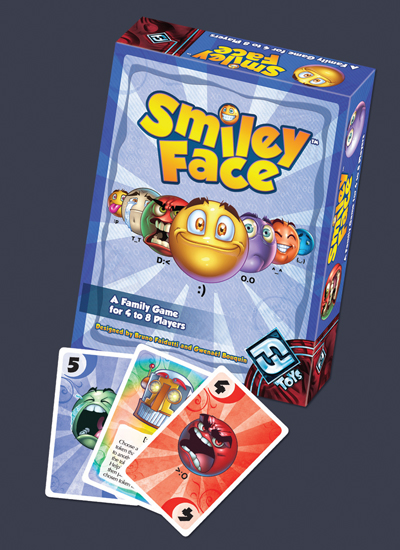 Smileyface by Fantasy Flight Games