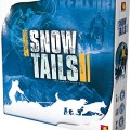 Snow Tails (includes bonus tile) by Asmodee Editions