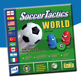 Soccer Tactics World Edition by Rio Grande / Stein-Thompson