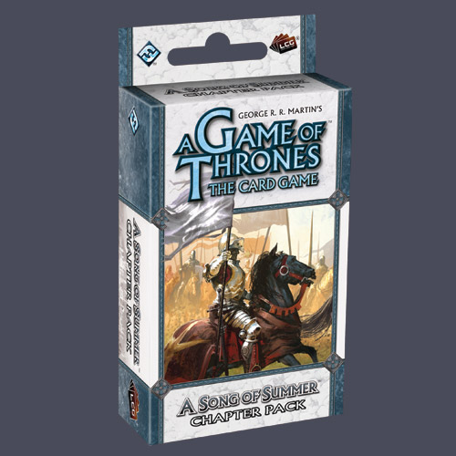 A Game of Thrones LCG: A Song of Summer Chapter Pack by Fantasy Flight Games
