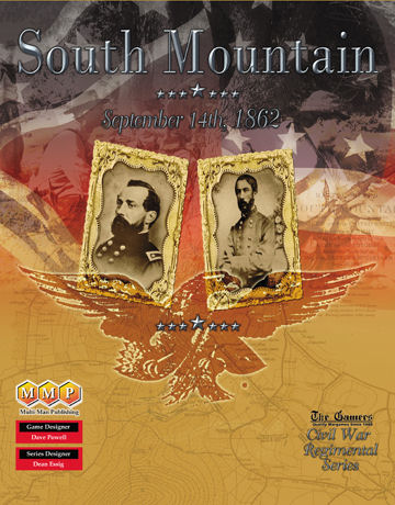 South Mountain by Multi-Man Publishing