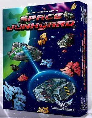Space Junkyard by Mayday Games