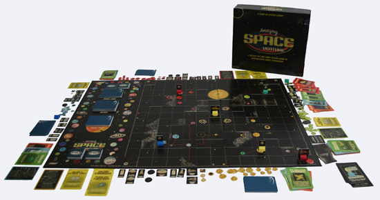 Amazing Space Venture by Sherco Games