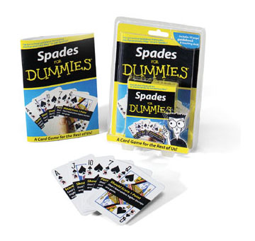 Spades For Dummies by Fundex Games