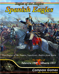 Eagles of the Empire: Spanish Eagles by Compass Games, LLC