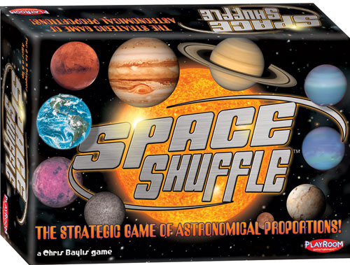 Space Shuffle by Playroom Entertainment